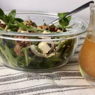 Lunchbox: kurczak, rukola i suszone pomidory
