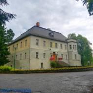 Pałac w Bukowcu woj. dolnośląskie
