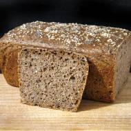 Chleb 100% pełnoziarnisty mieszany