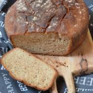 Chleb szwarcwaldzki z garnka