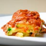 Parmigiana di zucchine – zapiekanka z cukinii FIT