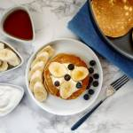 Puszyste pancakes, czyli amerykańskie naleśniki