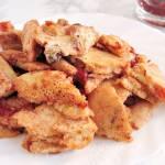 Wegański Kaiserschmarn, czyli omlet cesarski