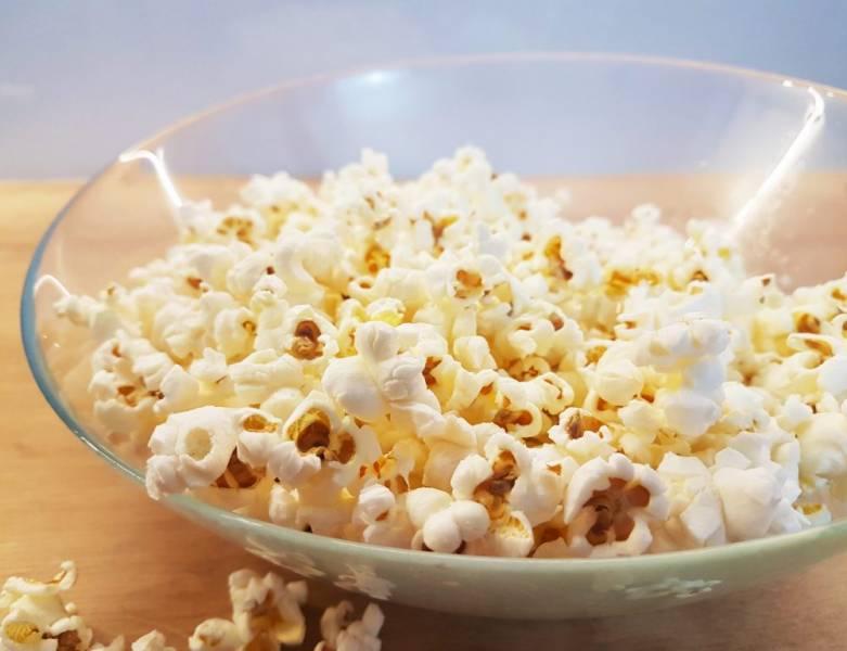 Jak zrobić pyszny domowy popcorn