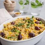 Ryż po marokańsku z warzywami