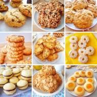 15 przepisów na domowe ciasteczka (15 ricette per biscotti)