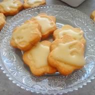 Cytrynowe ciasteczka (Biscotti al limone)