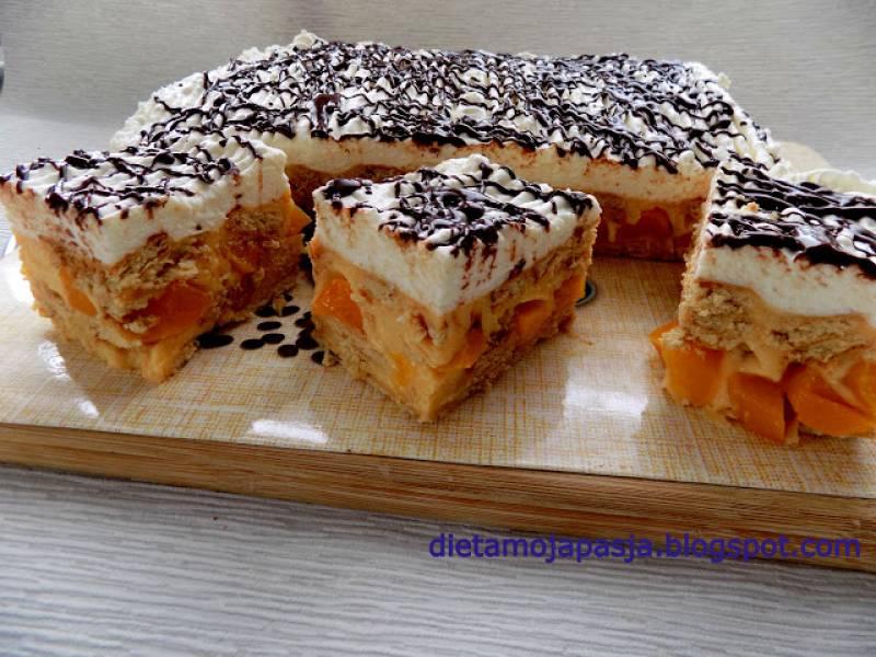Ciasto 3  smaki bez pieczenia
