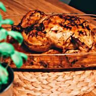 Kurczak z farszem z kiszonej kapusty