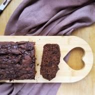 Owsiane ciasto czekoladowe (FIT) / Healthy Oat Flour Chocolate Bread