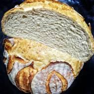 Chleb na drożdżach, z gara