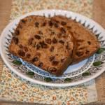 Fruit tea loaf... (Nigella Lawson)