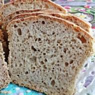 Chleb pszenno żytni -przepis baza