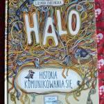 Halo. Historia komunikowania się. Recenzja książki.