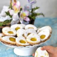 Cytrynowe kruche jajeczka