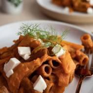 Makaron z koprem włoskim