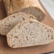 Chleb na sodzie z sezamem