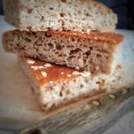 Chleb z blachy bez zagniatania
