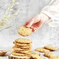 Ciasteczka owsiane – bazowy przepis