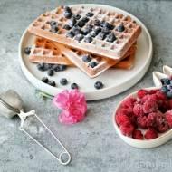 Gofry jogurtowe
