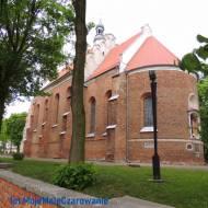 Kościół pw. Wszystkich Świętych i św. Hieronima w Raciążku woj. kujawsko - pomorskie