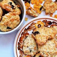 Kruche ciasteczka z płatkami kukurydzianymi