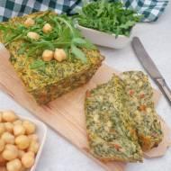 Pasztet ze szpinakiem, ciecierzycą i suszonymi pomidorami (Paté di ceci con spinaci e pomodori secchi)
