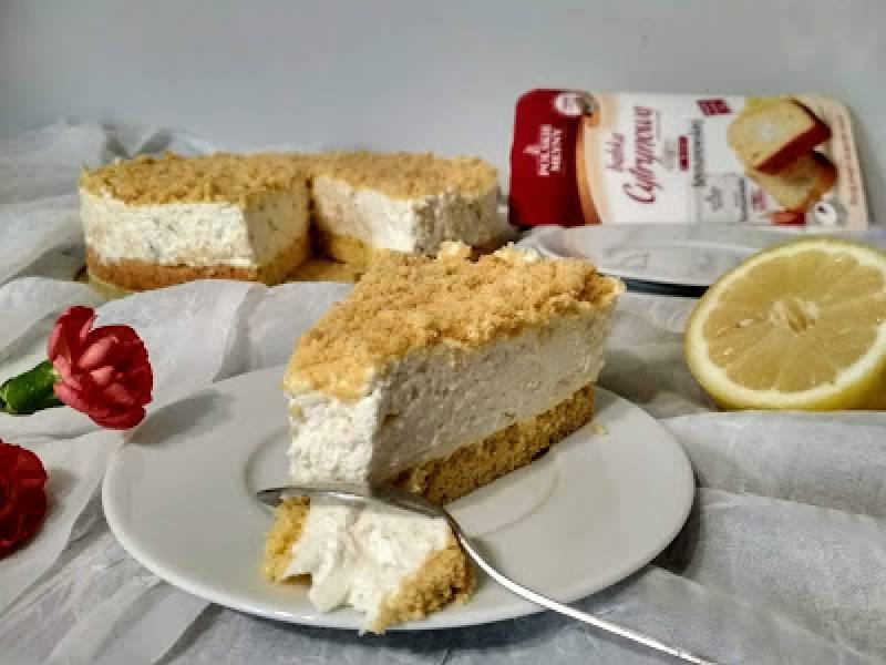 Ciasto cytrynówka.