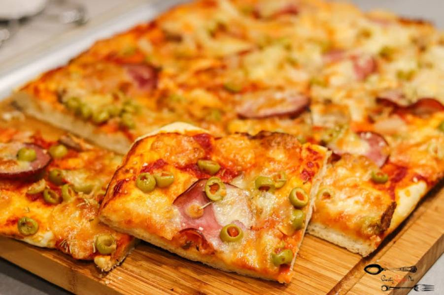 Pizza słowiańska