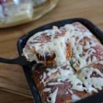 Chili con carne w bułce