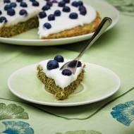 Keto Green Velvet Cake (Paleo, LowCarb)