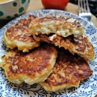 Pancakes z gotowanych ziemniaków