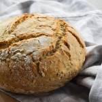 Chleb pszenno-żytni z garnka