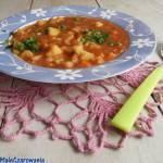 Rumuński barszcz z ziemniaków