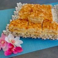 Jabłecznik sypany – najprostsze ciasto!