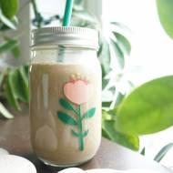 Shake bananowo-kawowy