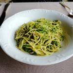 Czarnogóra - Spaghetti ze szparagami