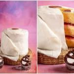 TORT PAPIER TOALETOWY I BABECZKI POOP EMOJI