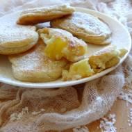 Placuszki kokosowe z ananasem