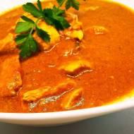 Zupa murgh makhani