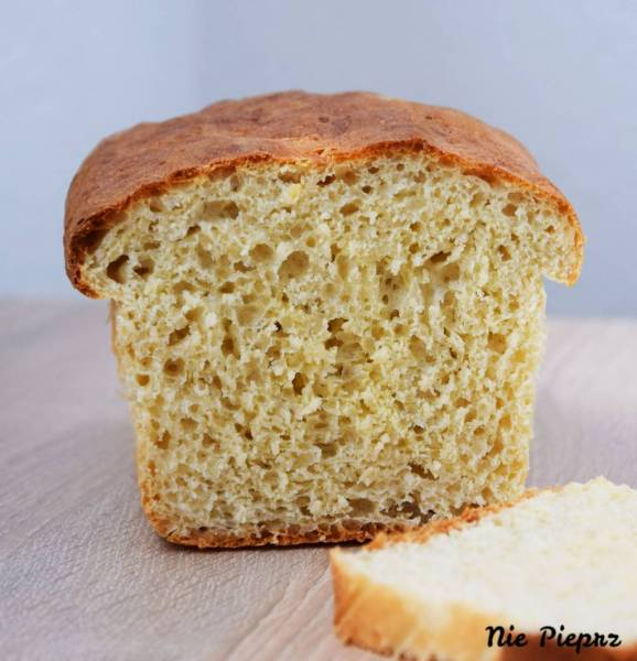 Chleb tostowy – szybki i łatwy