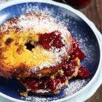 TOSTY FRANCUSKIE  Z DŻEMEM – najlepsze niedzielne śniadanie na słodko
