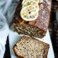 Chleb bananowo-cytrynowy