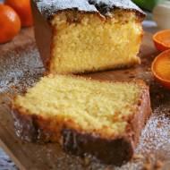 Ucierana babka z mandarynką- nowy post na słodkich sio-smutkach!