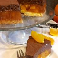 Ciasto delicja pomarańczowa