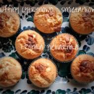 Muffiny cytrynowo - śmietankowe