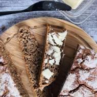 Super łatwy domowy chleb bez zagniatania