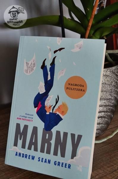 Marny, Andrew Sean Greer - recenzja książki.