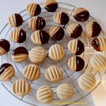 Kruche ciasteczka maślane