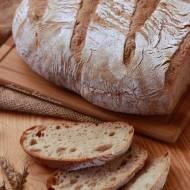 Chleb codzienny pszenno-żytni na zakwasie